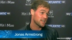 Jonas Armstrong - Hit & Miss interview - 03