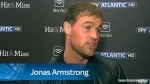 Jonas Armstrong - Hit & Miss interview - 04