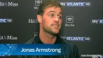 Jonas Armstrong - Hit & Miss interview - 06
