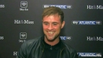 Jonas Armstrong - Hit & Miss interview - 50
