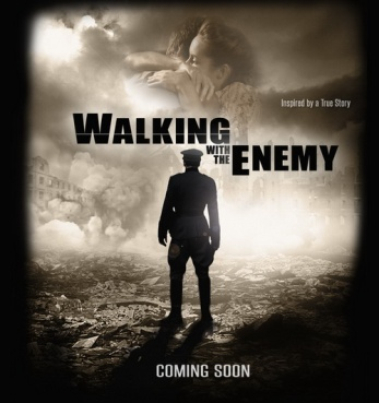 walking with the enemy poster06