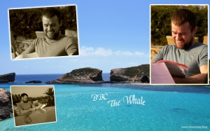 the whale - wallpaper 01