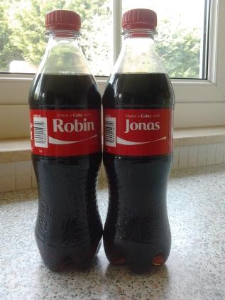 Robin Jonas - cocacola